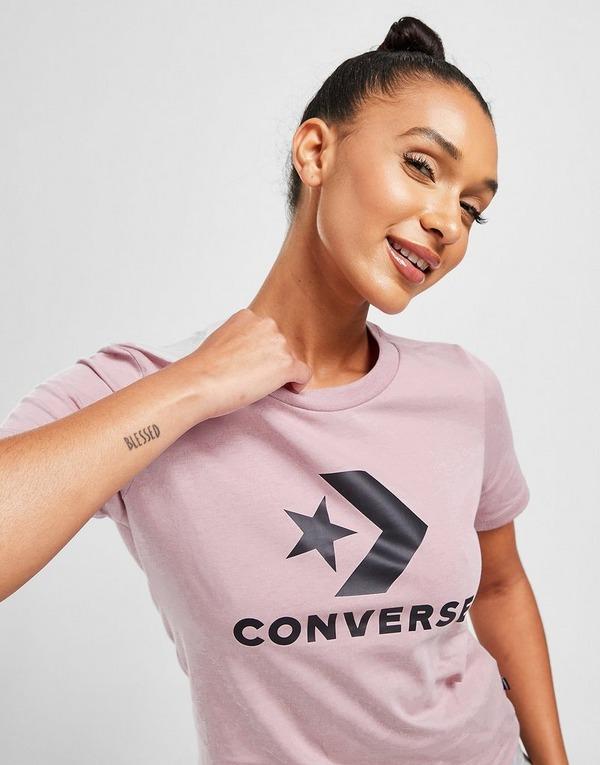 Converse T-Shirt Star Chevron
