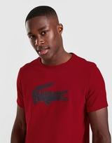 Lacoste Large Croc Logo T-Shirt