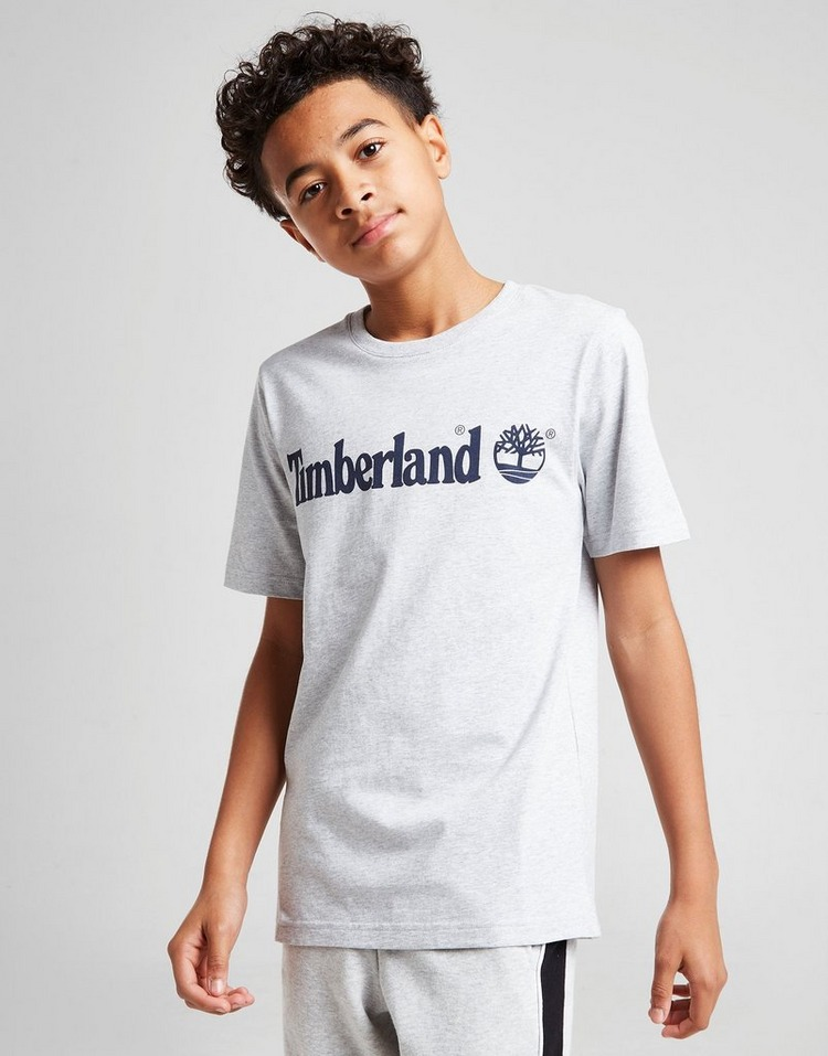 Timberland Logo T-Shirt Junior