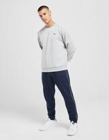 Lacoste Double Knit Crew Sweatshirt