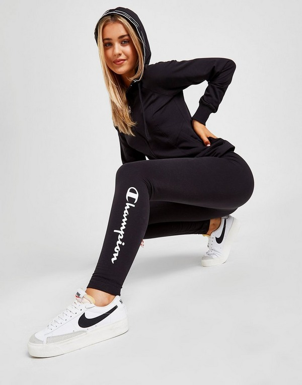 Champion Tape Hooded Tracksuit