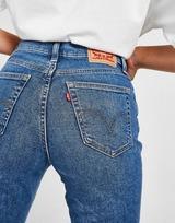 Levis High Waist Mom Jeans