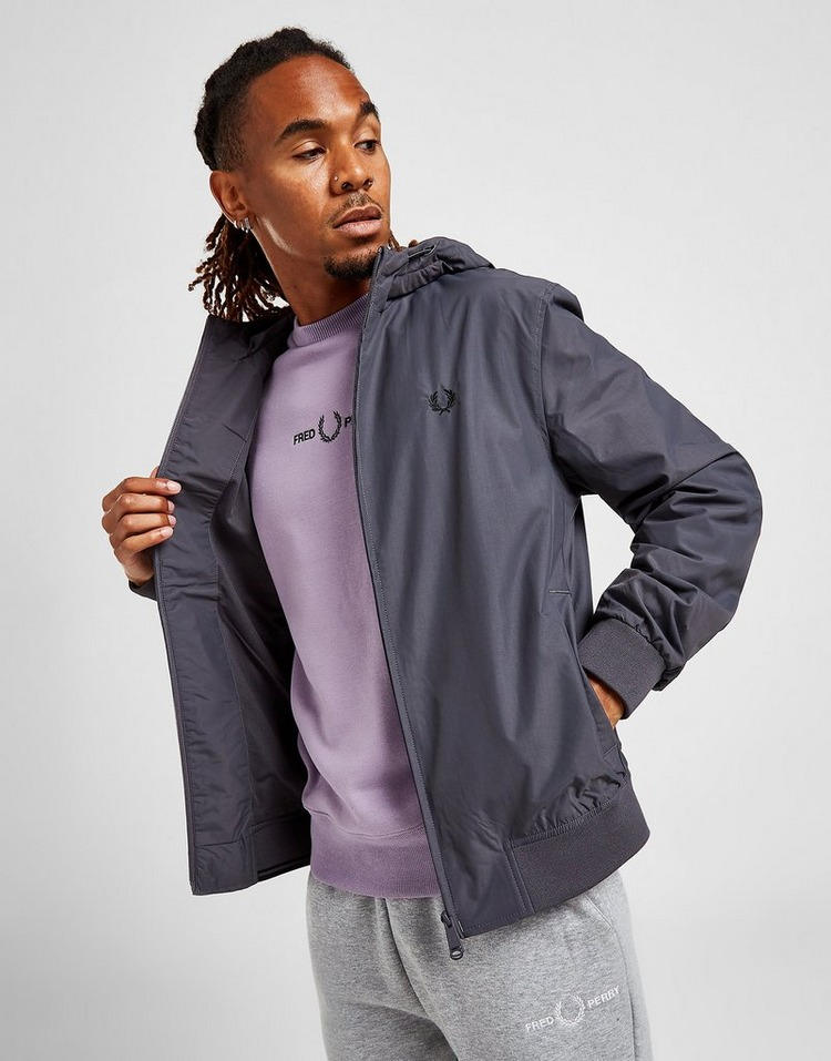 Fred Perry Brentham Hooded Jacket