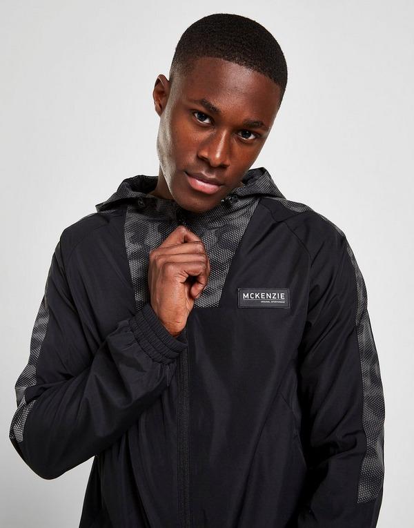 McKenzie Crossbar Camo Lightweight Jacket