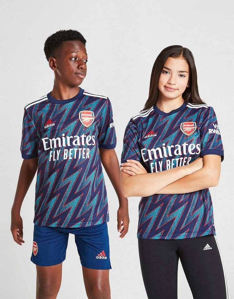 adidas Arsenal FC 2021/22 Third Shirt Junior