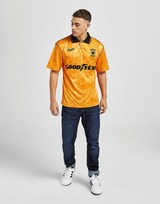 Score Draw Wolverhampton Wanderers FC '92 Home Retro Shirt