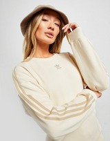 adidas Originals Stitch Trefoil Crew Sweatshirt