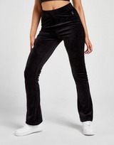 JUICY COUTURE Diamante Velour Flared Joggers