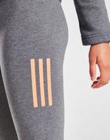 adidas Ensemble Sweat à capuche/Legging Badge of Sport Junior Fille