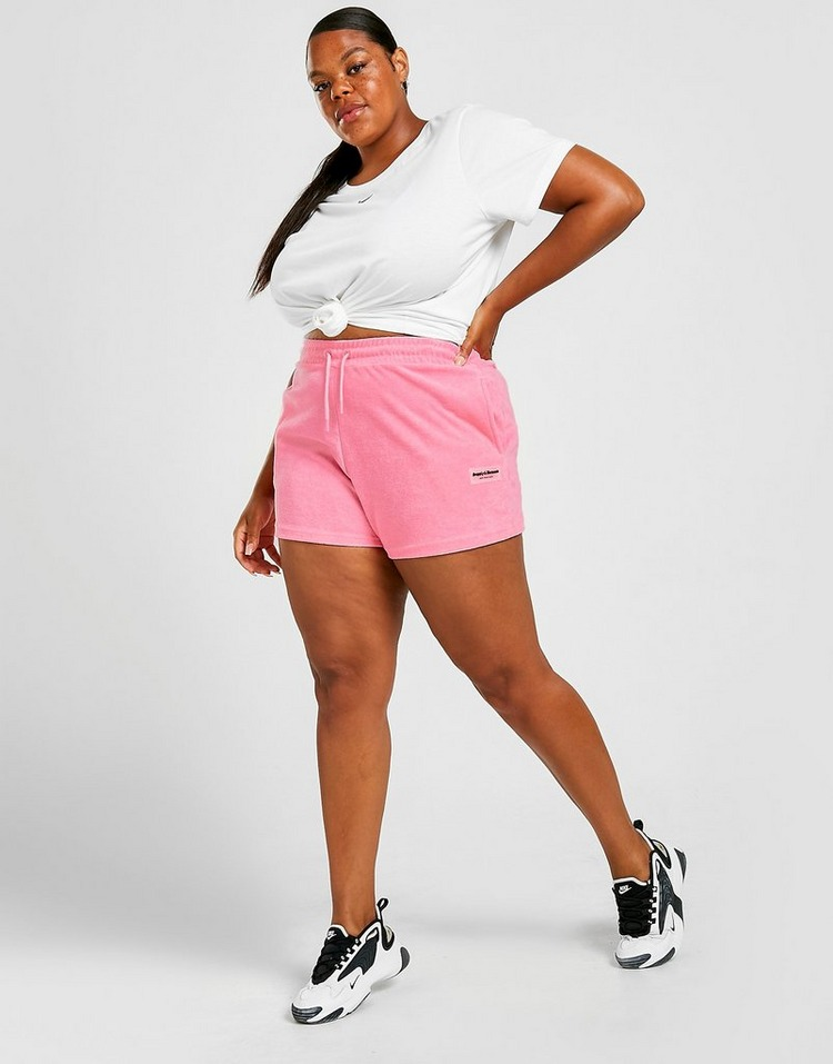 Supply & Demand Plus Size Towelling Shorts