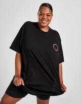 Supply & Demand New York Graphic Plus Size T-Shirt Dress
