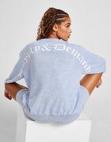 Supply & Demand Gothic Washed Crew Neck Sweatshirt