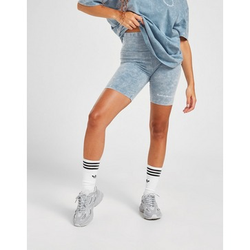 Supply & Demand Gothic Washed Cycle Shorts