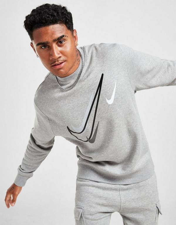 Nike Sweat-shirt en tissu Fleece Nike Sportswear pour Homme
