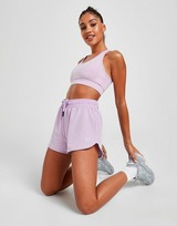 Pink Soda Sport Woven Runner Shorts