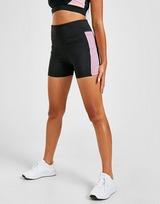 Pink Soda Sport Short Blocs de Couleurs Femme