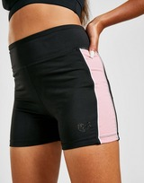 Pink Soda Sport Colour Block Shorts