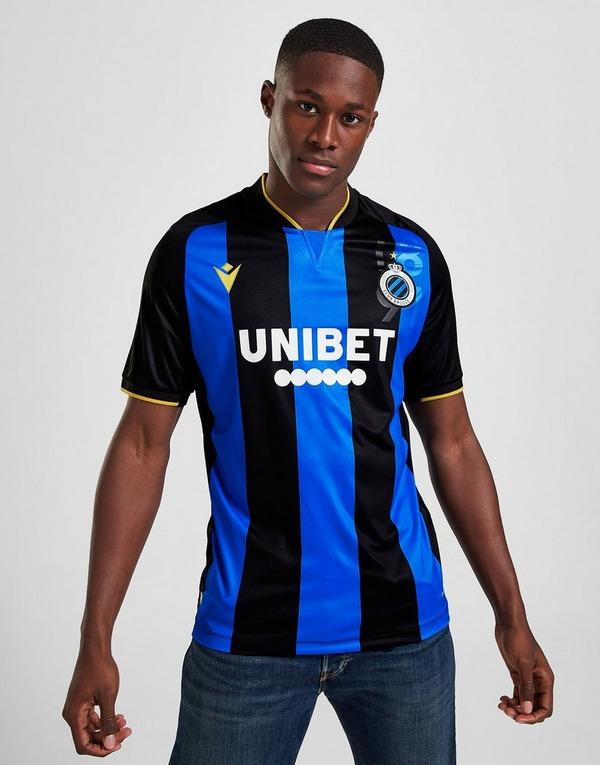 Macron Club Brugge 2021/22 Home Shirt