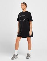 Pink Soda Sport Circle T-Shirt Dress