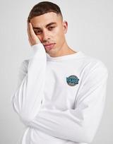 Vans 3D Circle Check Long Sleeve T-Shirt