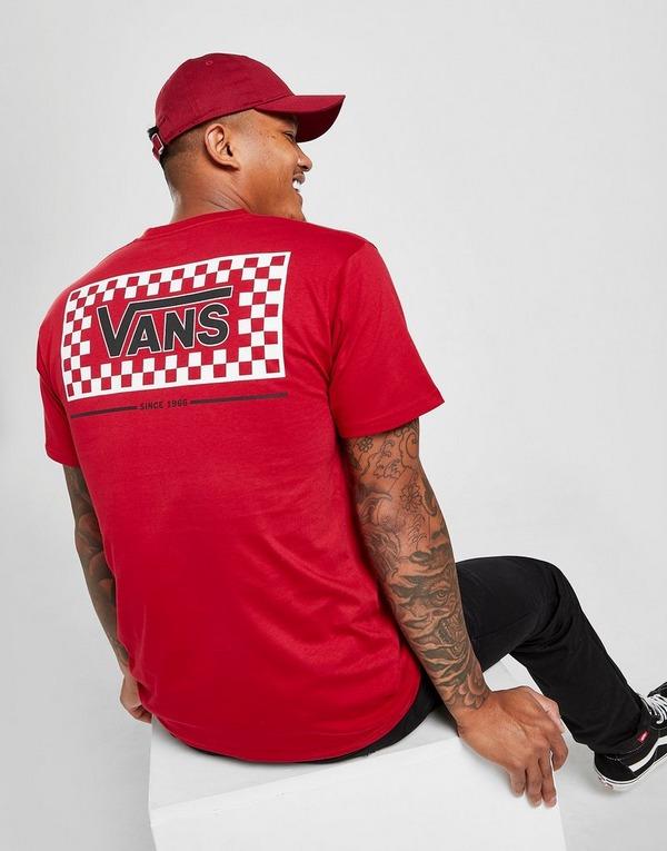 Vans Box Check T-Shirt