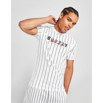 Supply & Demand Pinstripe Thorn T-Shirt