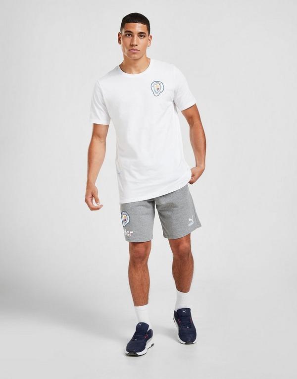 Puma Manchester City Madchester Sweat Shorts
