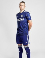 adidas Leeds United FC 2021/22 Away Shorts