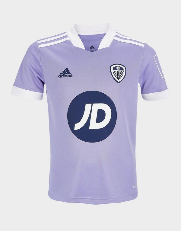 adidas Leeds United FC 2021/22 Third Shirt Junior