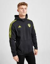 adidas Leeds United FC Travel Hoodie