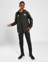 adidas Leeds United FC 2021 Shower Jacket Junior