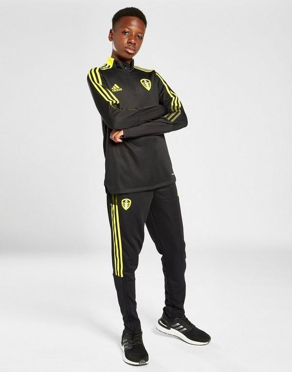 adidas Leeds United FC 2021 Training Track Pants Junior