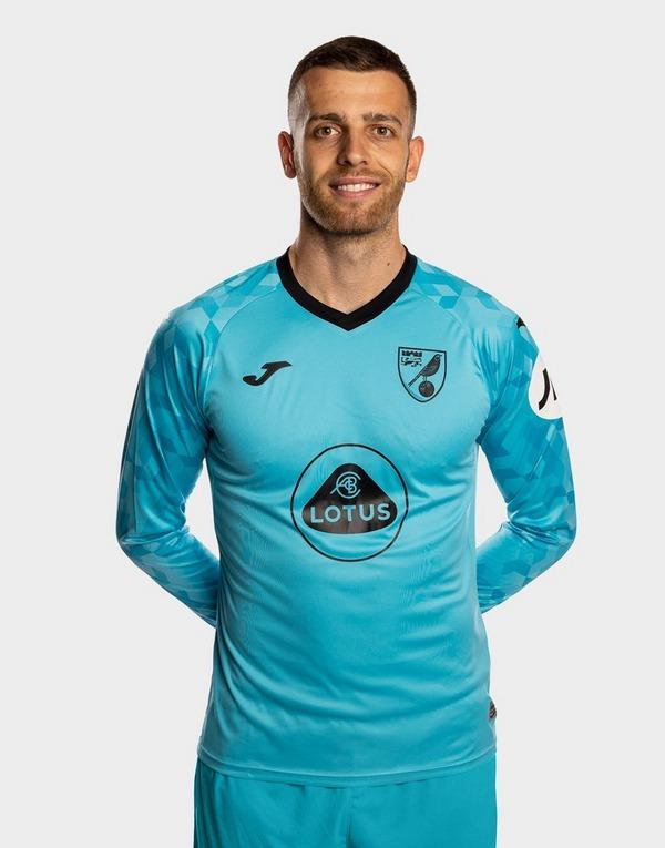 Joma Norwich City FC 2021/22 Goalkeeper Home Shirt
