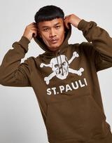 Official Team St. Pauli Skull Hoodie