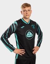 Joma Norwich City FC Away Long Sleeve Shirt