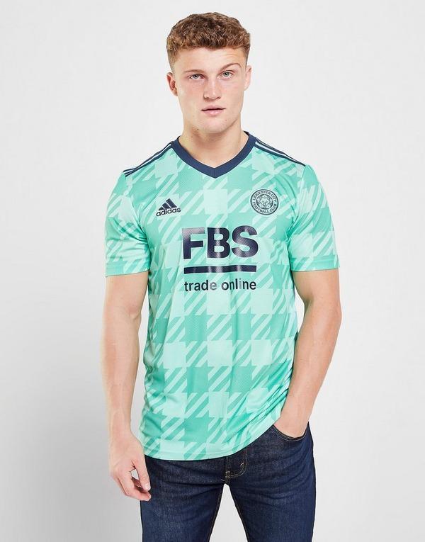 adidas Leicester City FC 2021/22 Away Shirt Herren