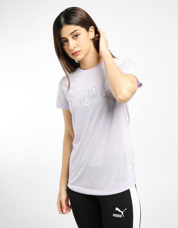 Puma Performance Branded Training T-Shirt
