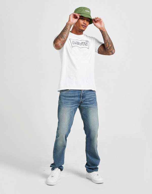 Levis 501 Straight Jeans