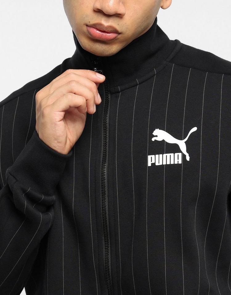 PUMA Pinstripe Track Top