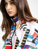 PUMA International Printed Woven Track Jacket
