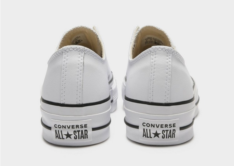 Converse All Star Lift Leather Women's