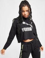 Puma HOODIE BLAC