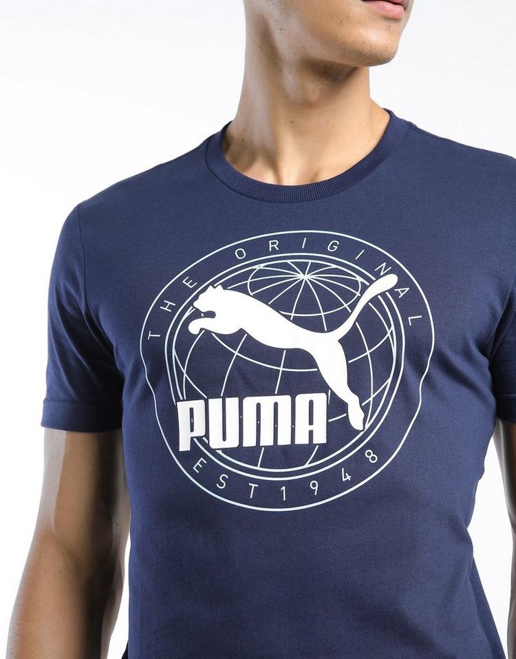 PUMA Round Logo T-Shirt