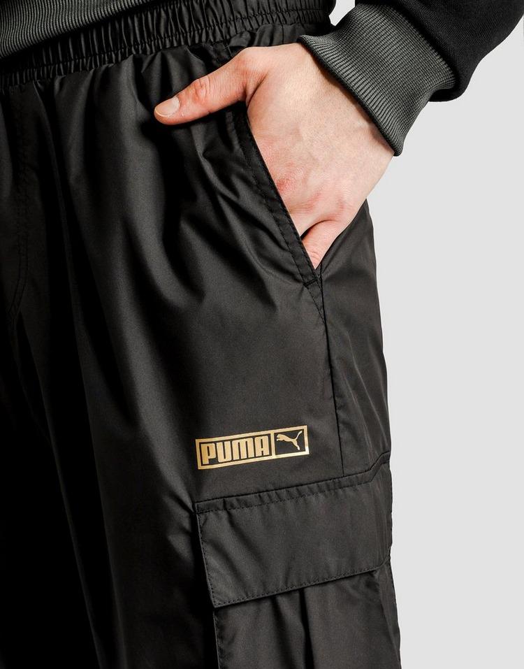 Puma Woven Shadow Cargo Pants