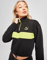 PUMA Trail 1/4 Zip Sweatshirt