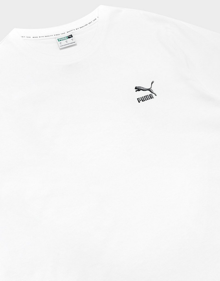 Puma เสื้อผู้ชาย Classic Graphic Infill