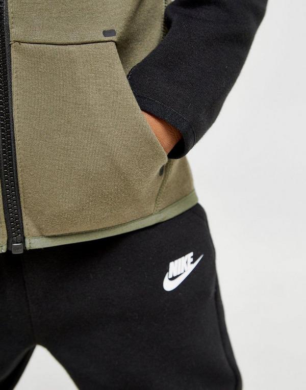 Buy Black Nike Tech Essentials Tracksuit | JD Sports