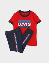 Levi's Slouchy T-Shirt & Jogger Set Infant