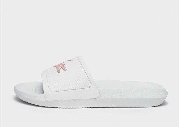 Lacoste รองเท้าแตะ Croco Slide