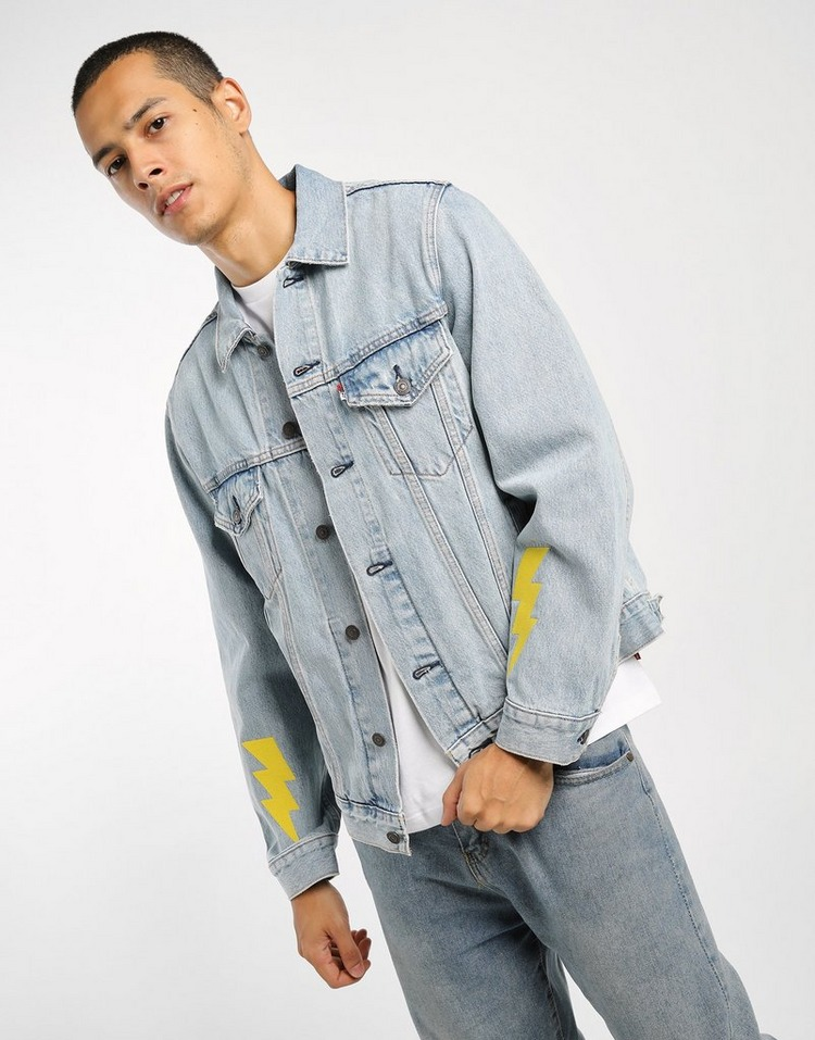 LEVI'S Pokemon Vintage Fit Trucker Jacket